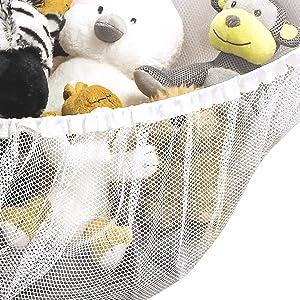 おもちゃ 収納用 ハンモック