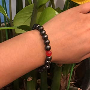 magnetic therapy bracelet for pain relief and health