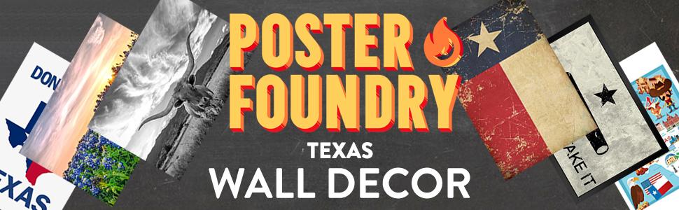 texas, texans, texan, lone star, lone star state, longhorn, longhorns, TX, Alamo, poster, posters
