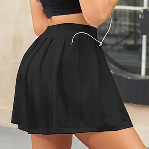 2 in 1 Shorts Skirt
