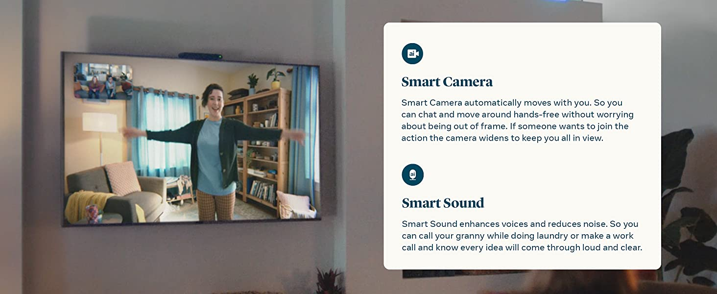 smart camera desktop