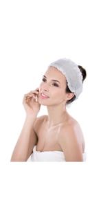 Disposable Spa Facial Headband