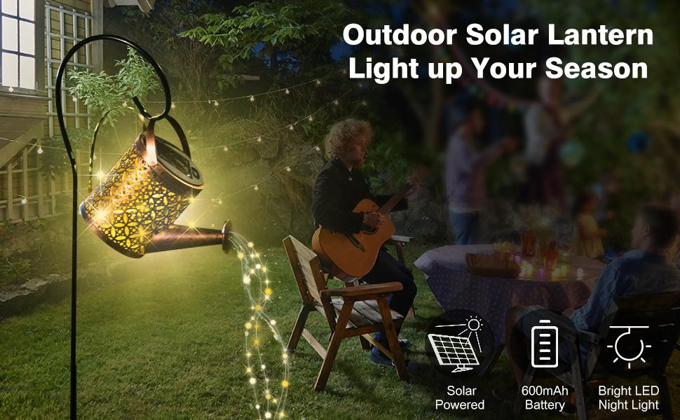 undreem solar lantern
