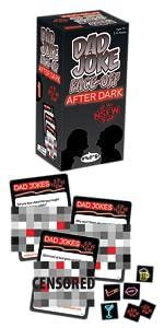 Dad Joke Face-Off After Dark (not safe for work edition)