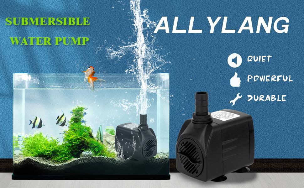 25W,30W water pump