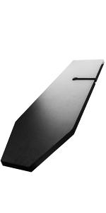 coffin bath tray