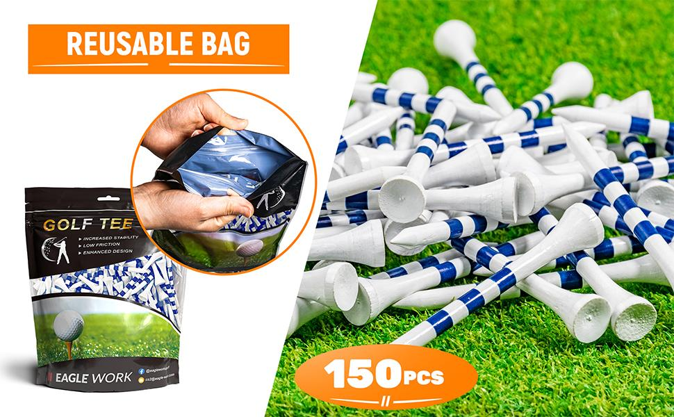 Quantity & Reusable Bag