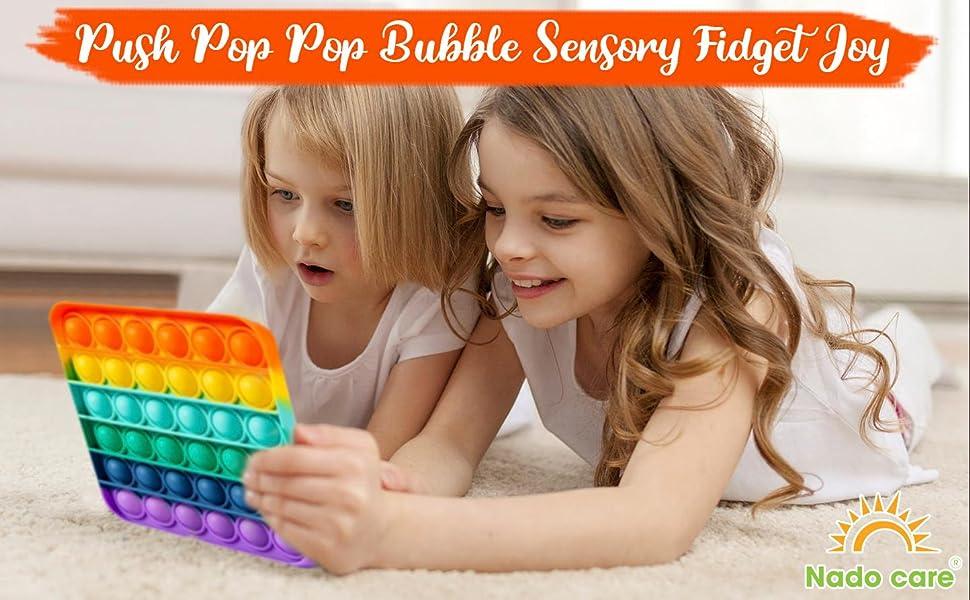 Push Pop Fidget Toy