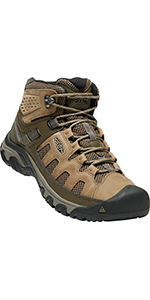 Men's Targhee vent Mid Height waterproof hiking boot outdoor