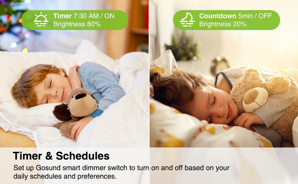Scheduling and Smart Scenes