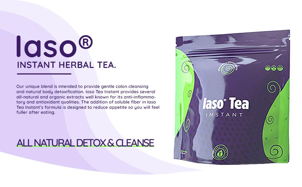 IASO herbal tea