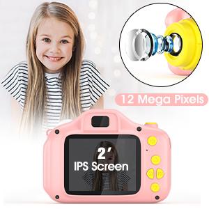 2 inch kids camera