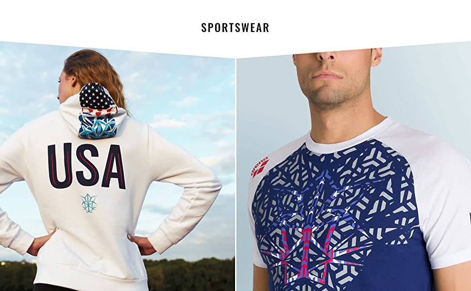 bishamon collection sportswear