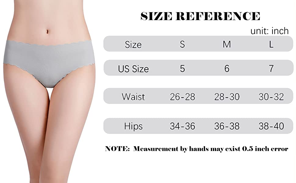 Choose the best size for you