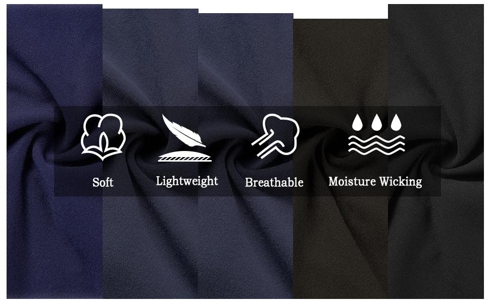 Super Soft and Comfy Material
