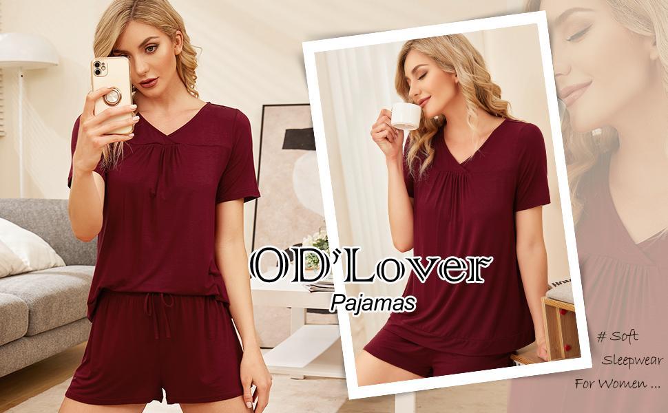 pajama set for women