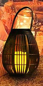Decorative solar lanterns