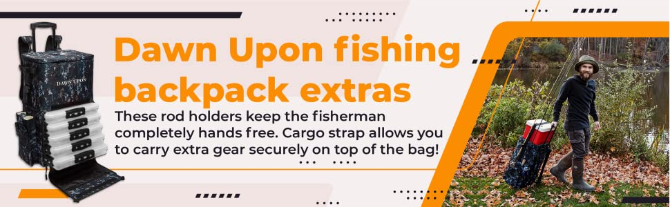 fishing stuff tackle backpack fishing gear and equipment outdoor gear gifts for fisherman