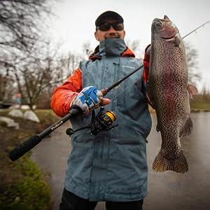 travel fishing rod