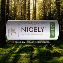 No Aluminum | No parabens | No Phthalates