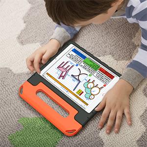 iPad case overlook
