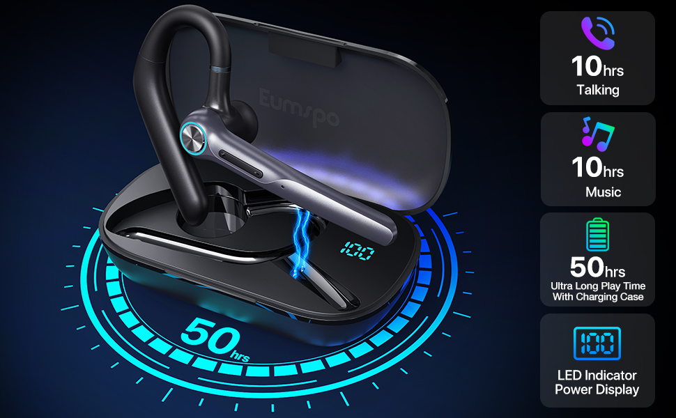 POWERFUL battery power charging case