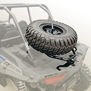 1100-BK Tire Rack
