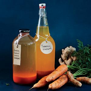 Tumeric Vinegar