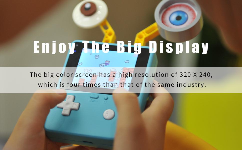 microbit big display