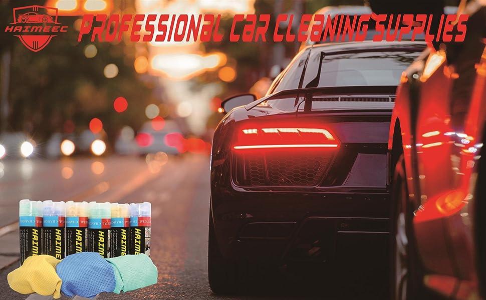Make your car spotless