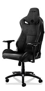 gaming chair dark grey