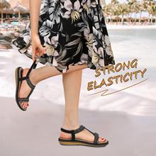 bohemian sandaler elegant