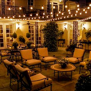100ft G40 outdoor backyard lights