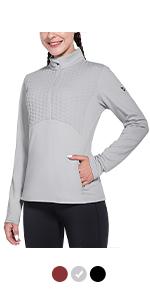 Thermal Long Sleeve Riding Shirt
