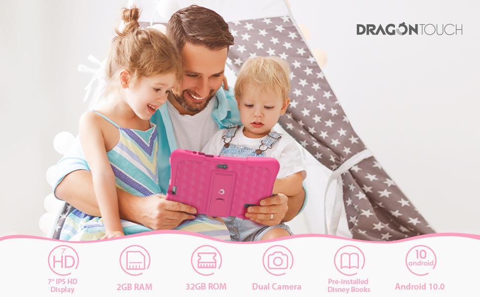 Dragon Touch KidzPad Y88X kids tablet