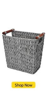 GRANNY SAYS Bathroom Wastebasket, Set of 1
