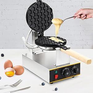 Egg Waffle Machine