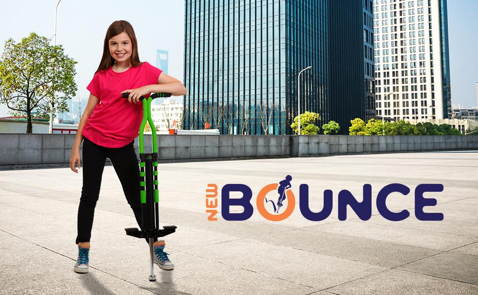 New Bounce Pogo Stick