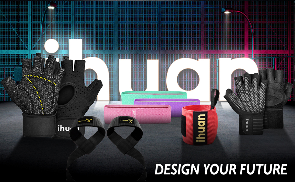 new upgrade breathable workout gloves for men and women