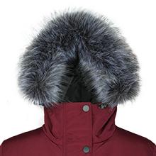 insulated puffer coat