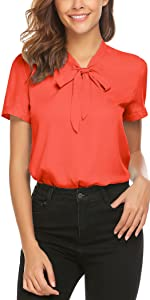 womens blouse and tops for work