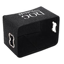 dog storage box small
