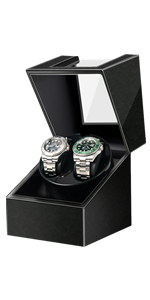 double watch winder
