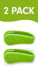 Aculief 1 PK Wearable Acupressure device pain and tension relief