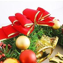 23.6 Inch Christmas Wreath
