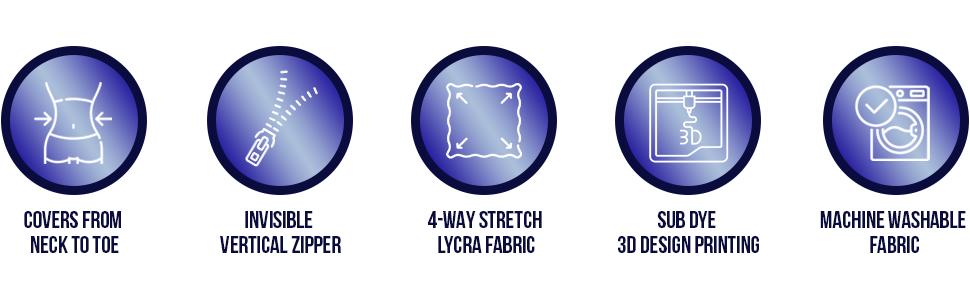 sublimation dye printing lycra fabric bodysuit
