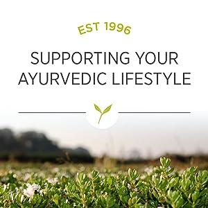 25+ years serving the ayurvedic community