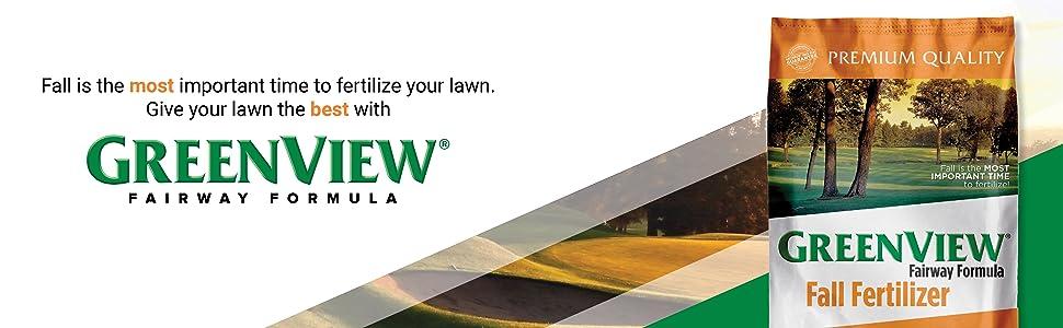 greenview, greenview lawn fertilizer, fertilizer, lawn fertilizer, fall lawn fertilizer, fall lawn