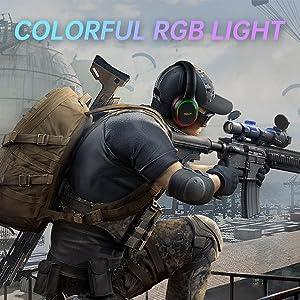 Colorful RGB Light