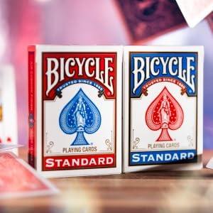 Bicycle Rider International Back